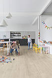Ламінат Quick step колекція Impressive декор Дуб пиляний, бежевий, фото 4