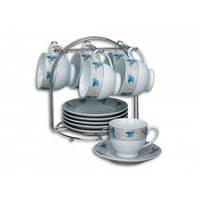 Набор чайный Elina EL-2140 13 предметов 165 мл