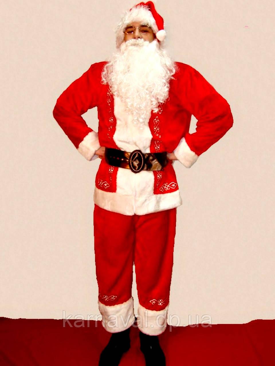 """Костюм """" Санта Клаус """" напрокат"""