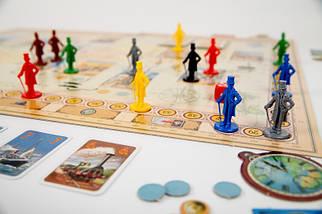 Настольная игра  Вокруг света за 80 дней, фото 2