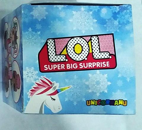 LOL Super Big Ѕигргіѕе
