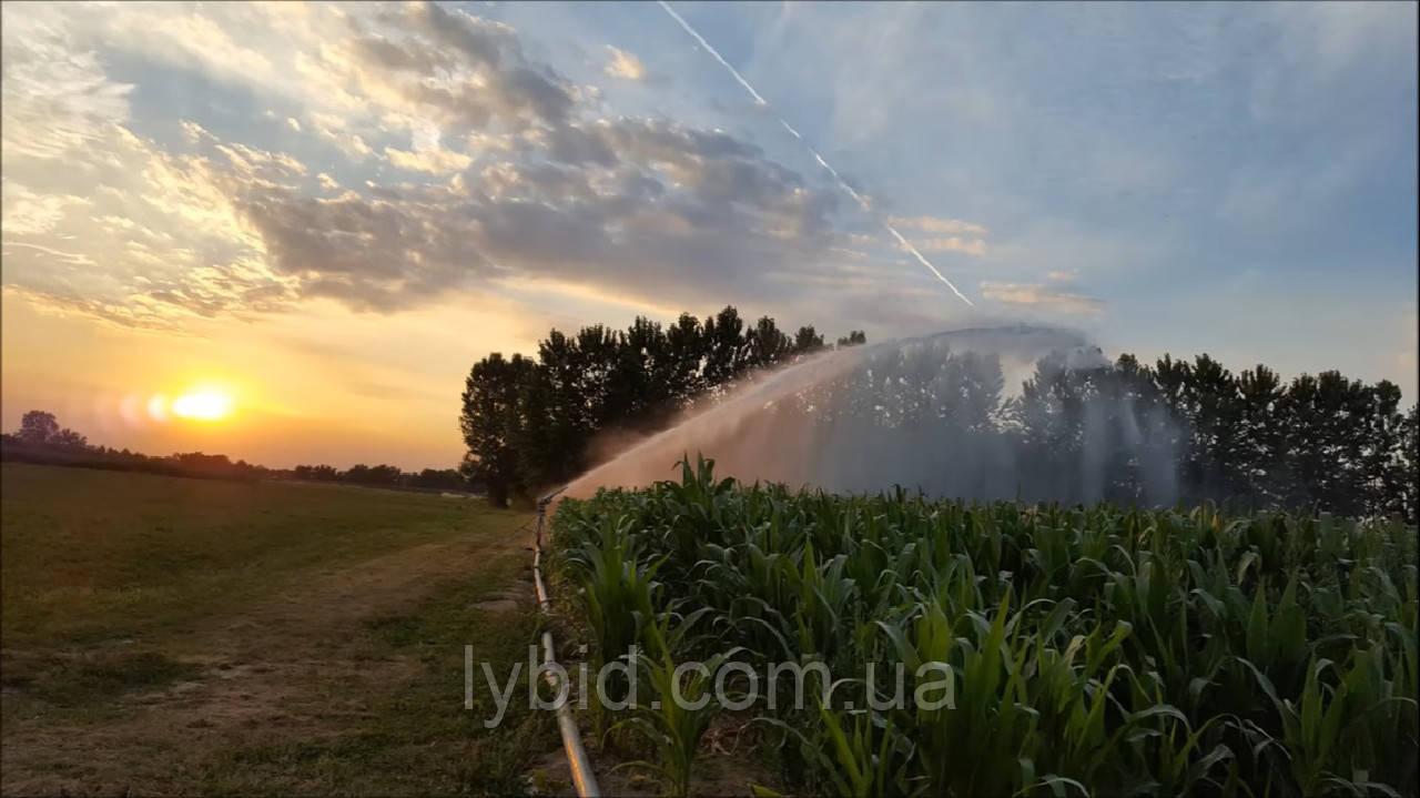 Спринклерные системы полива для сельского хозяйства, системы полива, дождеватели, полив поля, модель S 70