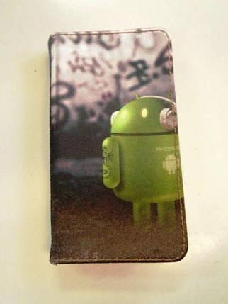 """Книжка боковая универсальная 4,5К Фото """"Android"""", фото 2"""