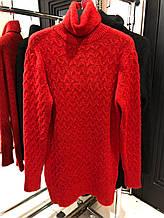 Теплый свитер-туника Stamina. Размер универсал S/M