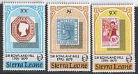 Sierra Leone - Rowland Hill