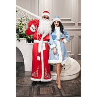 Новогодний костюм Дед Мороз и Снегурочка