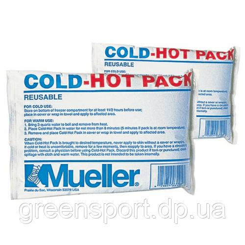 Холодный/горячий компресс многократного использования Mueller Cold-Hot Pack (12,0 см х 15,2 см)