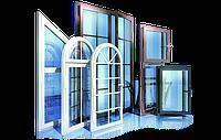 Пластикові вікна та двері
