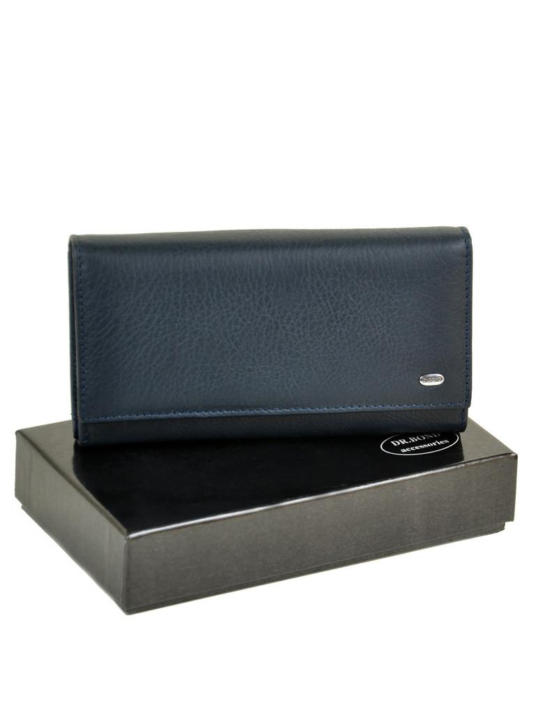 Женский кожаный кошелек Dr.Bond Classic опт/розница