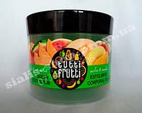 "Гель-пилинг сахарный для душа ""Дыня и Арбуз"" Farmona Tutti Frutti Body Scrub"