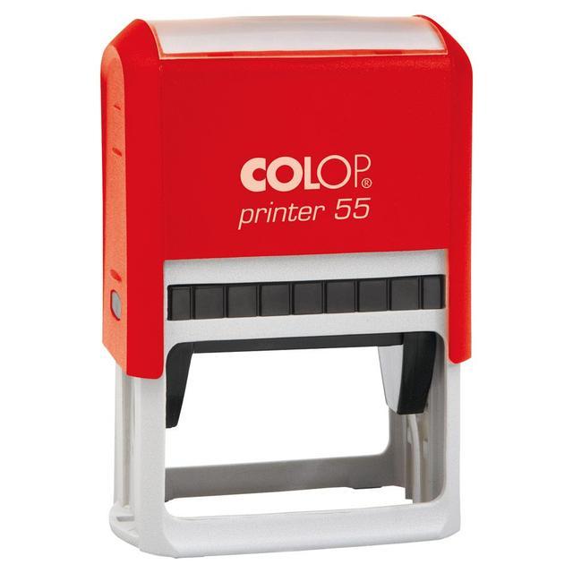 Оснастка для штампа Printer 55 красный