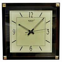 Настінний годинник Rikon 14351 Brown Ivory
