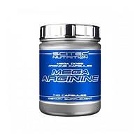 Аминокислоты Scitec Nutrition Mega Arginine, 140 caps