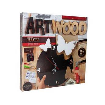 """Набор для выпиливания """"ARTWOOD: Часы своими руками"""" LBZ-01-03"""
