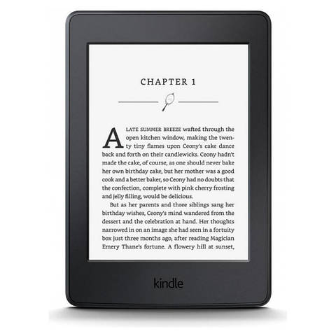 Электронная книга Amazon Kindle Paperwhite 2015 Black Refurbished