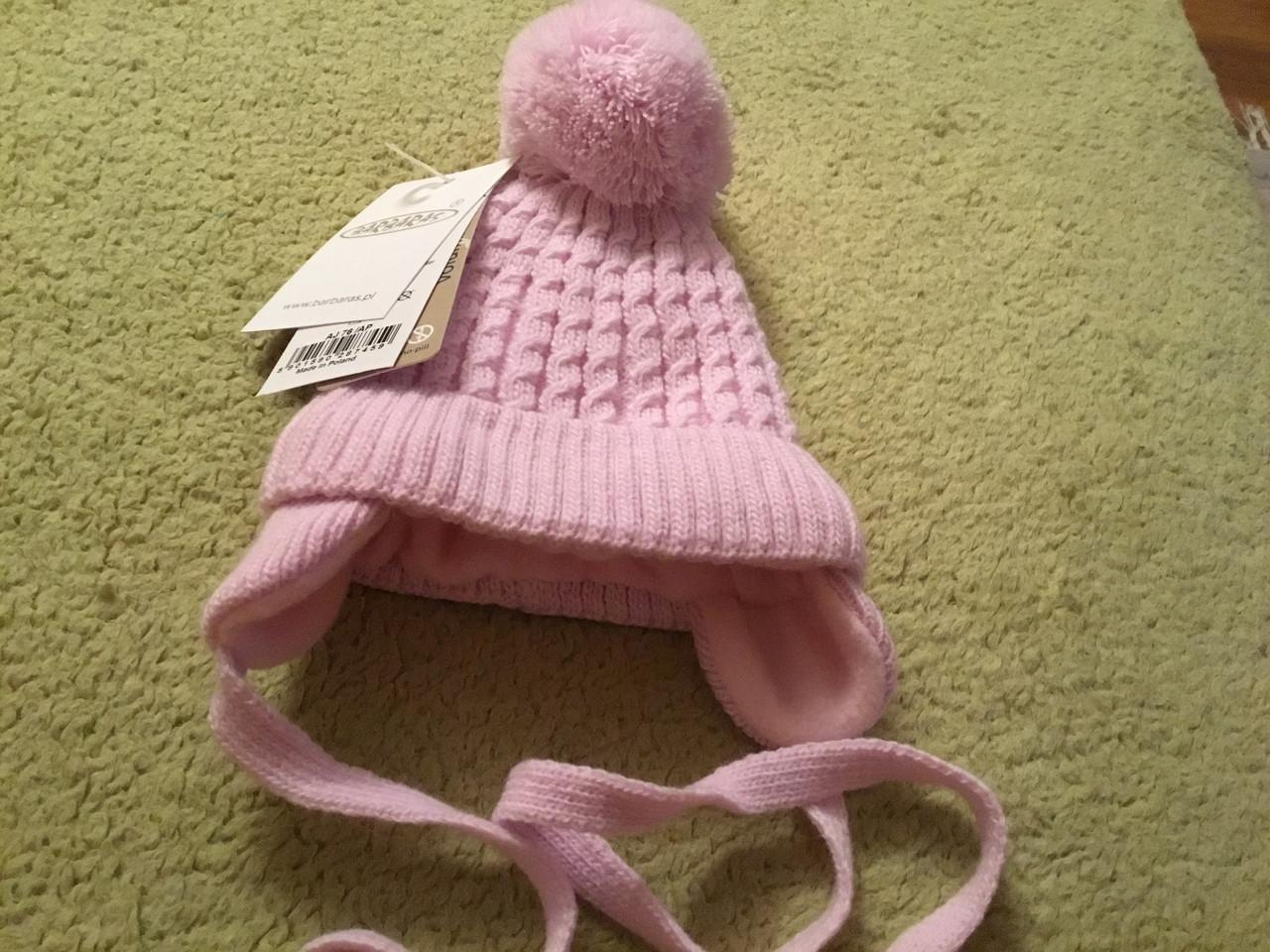 Зимняя детская шапочка Barbara's