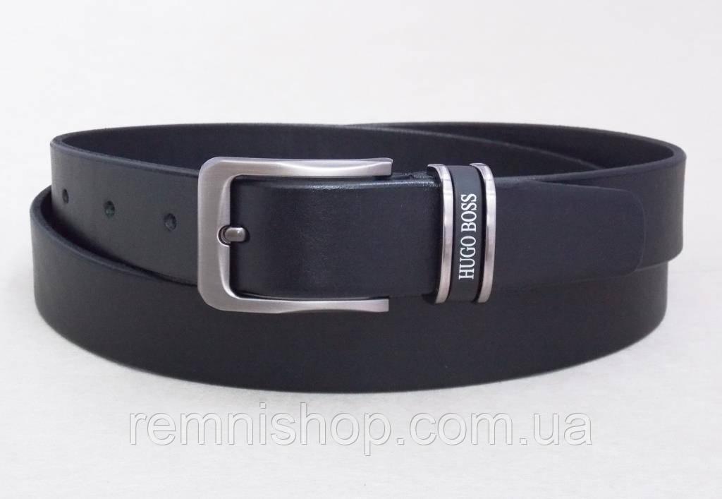 Мужской кожаный универсальный ремень Hugo Boss  продажа, цена в ... ead2d9187f8