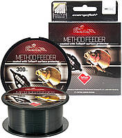 Леска Energofish Carp Expert Method Feeder Teflon Coated Black 300 м 0.25 мм 8.35 кг (30127025)