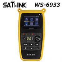 Прибор Satlink WS-6933 DVB-S/S2 HD для настройки спутниковых антенн