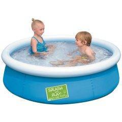 Надувний басейн Bestway 57241, 152 х 38 см, блакитний