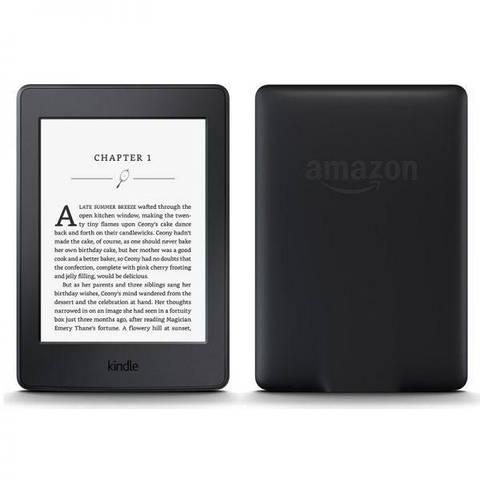 Электронная книга Amazon Kindle Paperwhite 2015 Black NEW