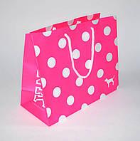 Бумажный пакет Pink большой, фото 1
