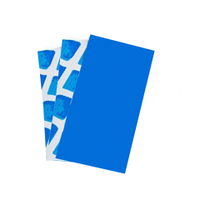 Заплатки IntexPool 33320. Размер 6.5 х 10,5 см ( 3 варианта ткани ПВХ)