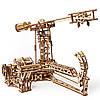 Механический 3D пазл UGEARS  «Авіатор»