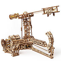 Механический 3D пазл UGEARS  «Авіатор», фото 1