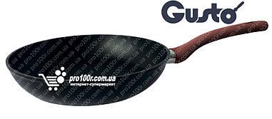 Сковорода 24 см Gusto MEGA-STONE GT-2102-24