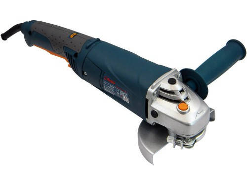 Угловая шлифмашина REBIR LSM-125/1100E, фото 2