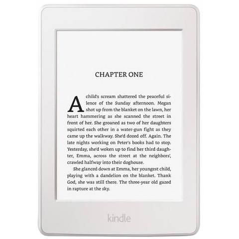 Электронная книга Amazon Kindle Paperwhite 2016 White NEW