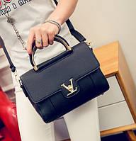 Модная женская сумка LV Черный, фото 1