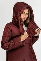 Куртка‑пуховик Marani QUEST бордовый