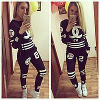 """Стильный спортивный костюм """"Chanel №5"""", фото 1"""