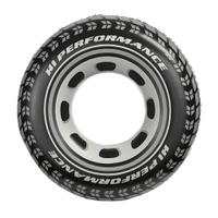 Надувной круг для плавания Intex 59252 «Шина», «Покрышка», 91 см