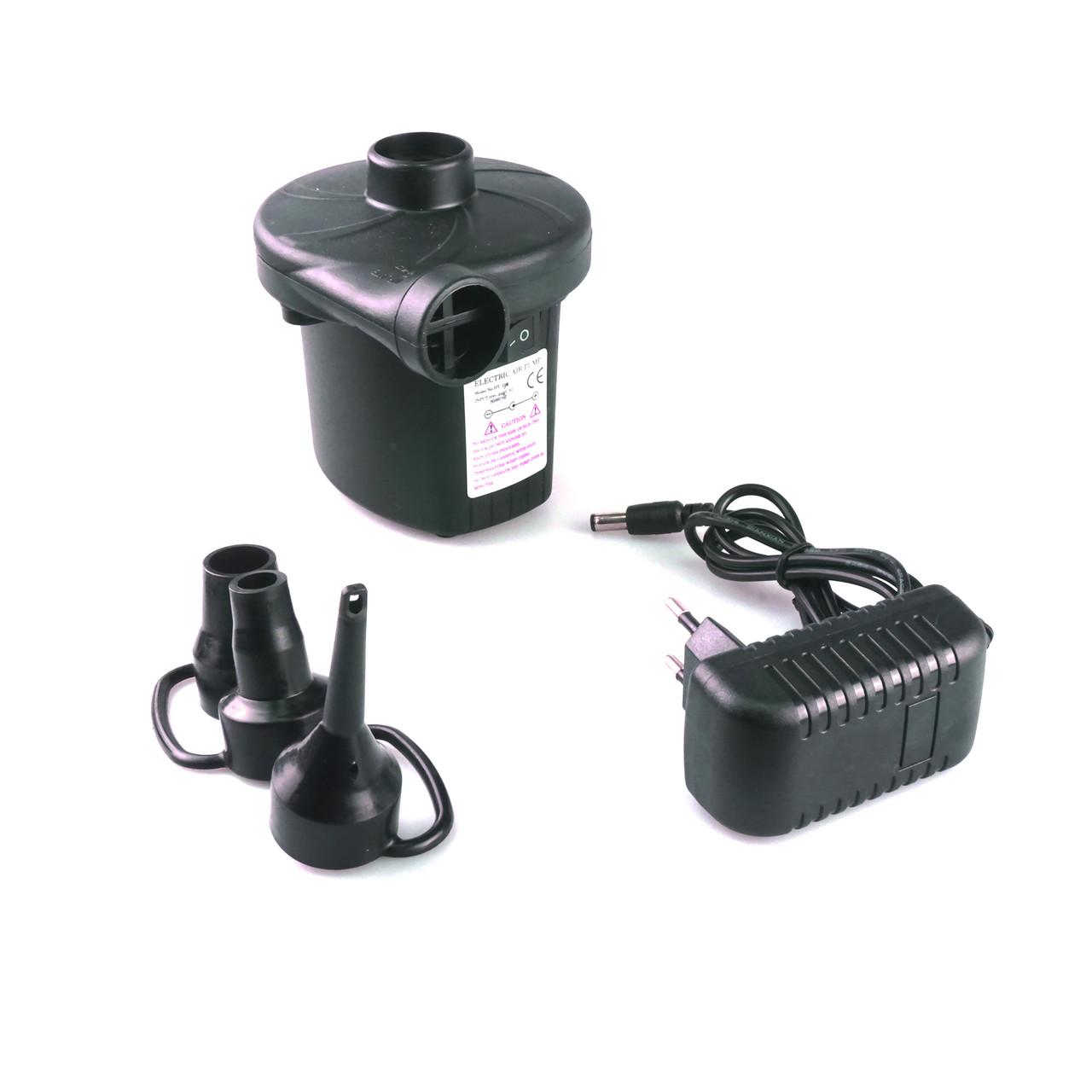 Насос електричний до надувним виробів