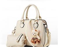 Женская сумка на плече EVA в 3 цветах !