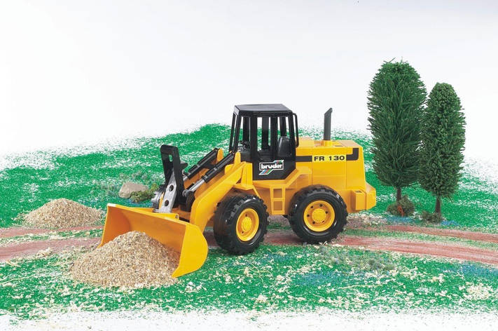 FIAT ROAD LOADER.1/16 BRUDER 02425, фото 2