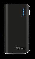 Портативное зарядное устройство TRUST PRIMO POWER BANK 4400 black, red, blue, фото 1