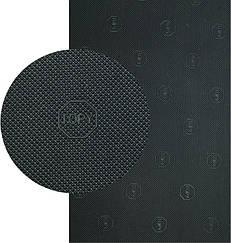 Набоечная резина ТОРY, (ТОПИ) р. 400*600*6.4 мм, цв. черный