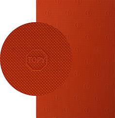 Набоечная резина ТОРY, ТОПИ, р. 400*600*6.4мм, цв. красный