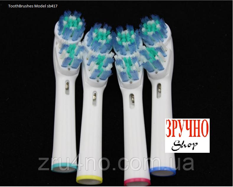 Насадка на зубну щітку ToothBrushes sb417-4