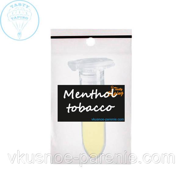 Ароматизатор Menthol Tobacco (Тютюн з менолом) Smoke Kitchen 1 мл