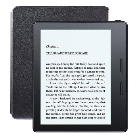 Электронная книга Amazon Kindle Oasis NEW 8 GB