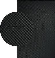 VARESE, ВАРЕС, (Китай), р. 1000*500*2.2 мм, цв. чёрный - резина подметочная/профилактика листовая