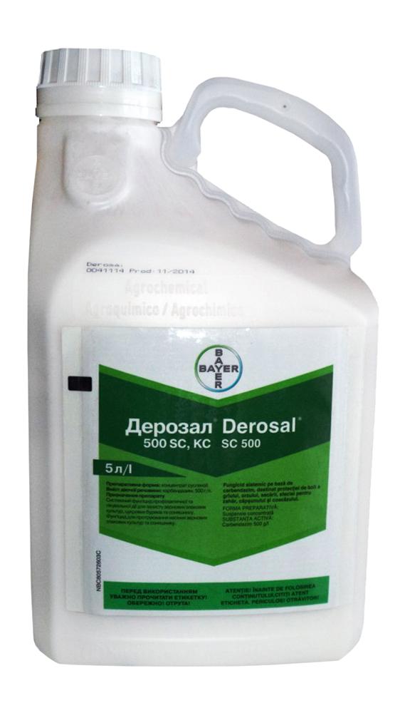 Фунгіцид Дерозал®, к.с - 5 л | Bayer