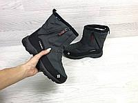 Женские зимние ботинки Columbia 6922 серые, фото 1
