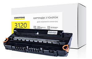 Совместимый картридж XEROX Phaser 3120  (3.000 копий) Gravitone
