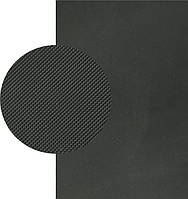 Резина набоечная ПИРАМИДА (Китай), р. 550*500*6.4 мм, цв. чёрный